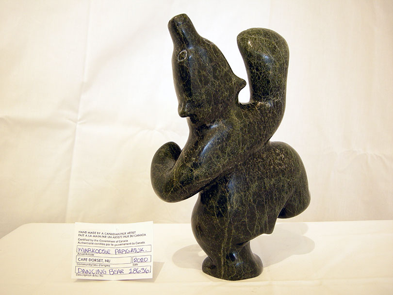 Dancing Bear  #18636