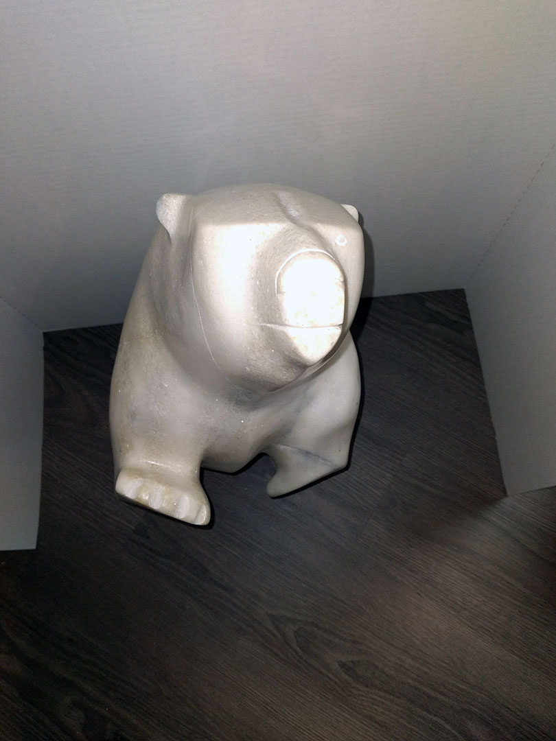 Dancing Bear  17617  Marble