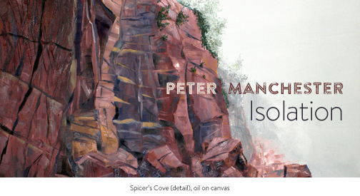Isolation - Paintings by Peter Manchester 2020-2021