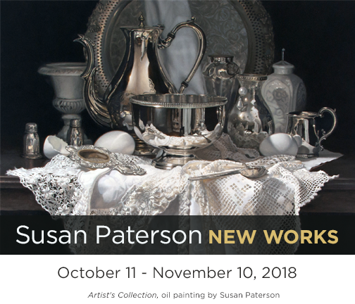 New Paintings by Susan Paterson