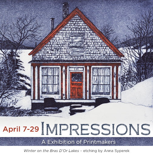 Impressions - An Exhibition of Printmakers